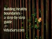 Building Healthy Boundaries Step Guide #AtoZChallenge #Selfhelp
