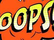 Oopsie…