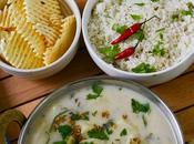 Rajgiri Aloo Kadhi Sama Chawal- Fasting Recipe Navaratri
