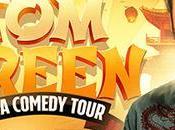 Green Debut Asia Comedy Tour Singapore April 2019