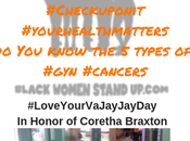 Today #LoveYourVaJayJay Breasts Day, BlackWomenStandUp.com's Online #Gynecological Breast Cancer Awareness Initiative…