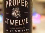 Whisky Review Proper Twelve Irish Whiskey