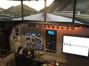 Walter Aviation Offering Full-Motion Simulator Caravan Training