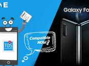 TheOneSpy Upgrades: Prior Release Samsung Galaxy Foldable
