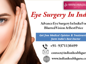 Advance Surgery India Blurred Vision Best Price