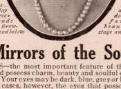"""Fannie Ward, 1918 Maybelline Model """"the Eternal Flapper"""""""