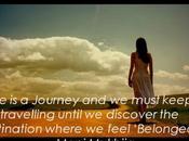 Journey Search Feeling 'Belonged'