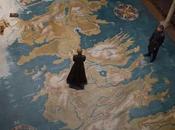 Game Thrones Data Maps