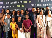 Kingdom Rising Movie Premiere With Tony Evans