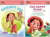 'The Happy Place' 'Ramya's Bat' Children's Books Moochie