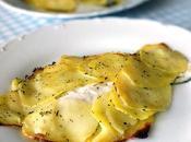 Potato Crusted Bream (Orata Crosta Patate)