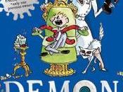 Beth Chrissi Kid-Lit 2019 APRIL READ Demon Dentist David Walliams