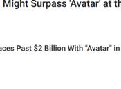 Avengers: Endgame Already Topped Avatar Category