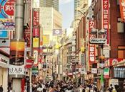 First Impressions Japan Three Days Tokyo