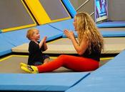 Benefits Trampolining Children