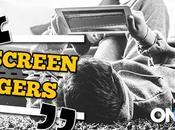 Screenagers: Impact Children's Life Growing Digital