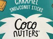 Coco Nutters Chocolate Dipped Salted Caramel Snowcomut Sticks Review