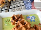 Quick Easy Crispy Chocolate Chip Cookie Waffles Recipes