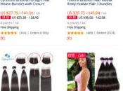 Real Human Hair from AliExpress