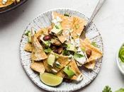 Vegan Chilaquiles Verdes