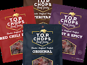Celebrate National Jerky June with First-Time Orders from T.O.P Chops Beef Jerky!