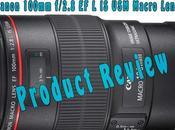 Canon 100mm f/2.8L Macro Lens Review