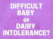 Struggle Real: When Your Baby Major Dairy Intolerance
