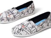 Shoes Star Wars TOMS Footwear Collection