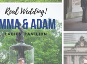 Emma Adam's Intimate Ladies' Pavilion Wedding