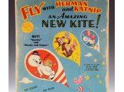 Herman Katnip Kite Exhibit Posted