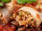 Stuffed Vegan Cabbage Rolls