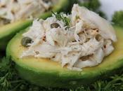 Jumbo Lump Crab Stuffed Avocado