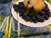 Petits Gâteaux Bleuets Blueberry Muffins Magdalenas Arándanos مافن بالتوت الأزرق