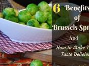 Benefits Brussels Sprouts (How Make Them Taste Delicious)
