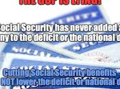 Continues Tell Lies About Social Security