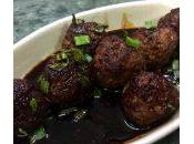 Chinese Pork Meatballs Char Style with Indian Touch