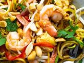 Zucchini Noodle Thai