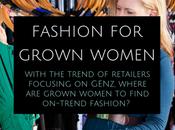 Where Find Fashion Grown Women?