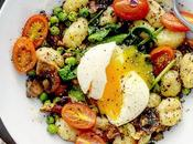 Recipe|| Garlic, Black Pepper Mushroom Gnocchi