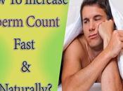 Increase Sperm Count Fast Naturally?