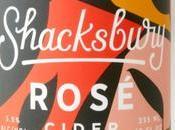 Cider Review Shacksbury Rosé
