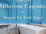 Cost Bathroom Upgrades Spruce Your Space