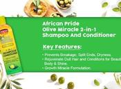 Benefits African Pride Olive Miracle Products