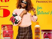 African Pride Products Natural Hair