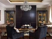 Creating Luxury Interior with Black Gold