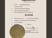 Learn Procedure Your Birth Certificate Apostilled
