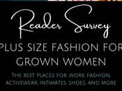 Plus-Size Fashion Grown Women Survey
