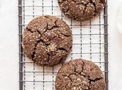Gluten-Free Vegan Chocolate Crinkle Cookies