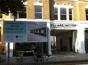 Billiard Factory, 443-9 Holloway Road, London