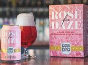 Beer Review Oskar Blues Rosé Daze